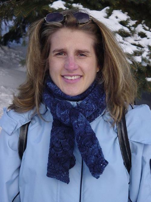 Un foulard pour Catherine