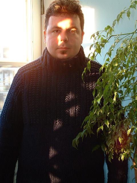 Un chandail pour Ludovic